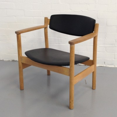 Lounge chair from the fifties by Jørgen Baekmark for FDB Møbler