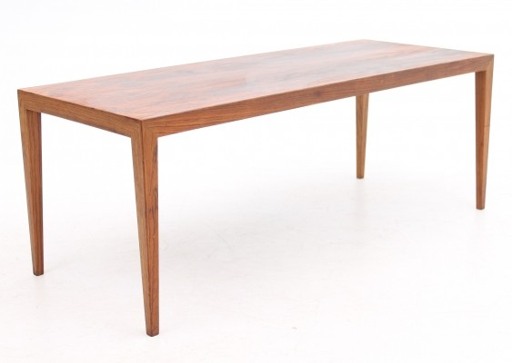 Coffee table from the sixties by Severin Hansen for Haslev Møbelsnedskeri