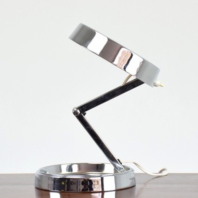 GEI desk lamp from the seventies by unknown designer for unknown producer