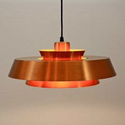 Hanging lamp from the sixties by Jo Hammerborg for Fog & Mørup