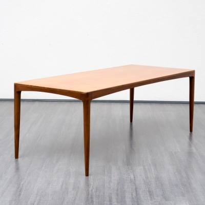 Coffee table from the sixties by Hartmut Lohmeyer for Wilkhahn