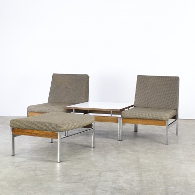 Seating group from the sixties by Gerard van den Berg for unknown producer