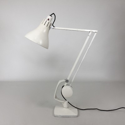 Desk lamp from the fifties by unknown designer for Hadrill & Horstmann