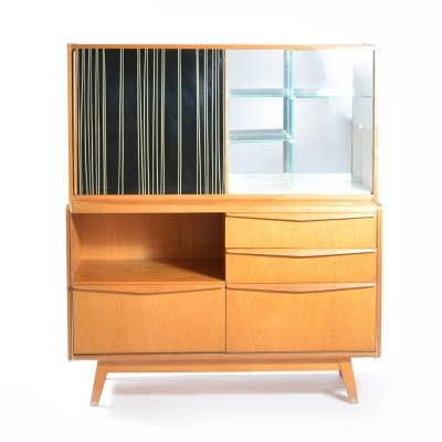 Cabinet from the sixties by unknown designer for Jitona NP