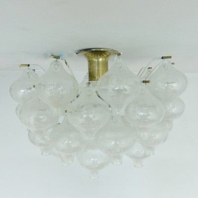 Tulipan ceiling lamp by JT Kalmar for Kalmar, 1970s