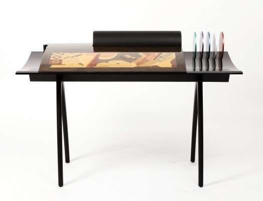 Writing desk from the eighties by Peter Draenert for unknown producer