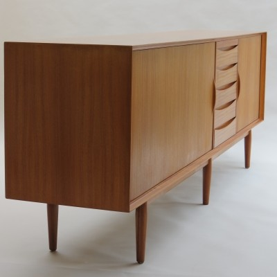 Model 76 sideboard by Arne Vodder for Sibast, 1950s