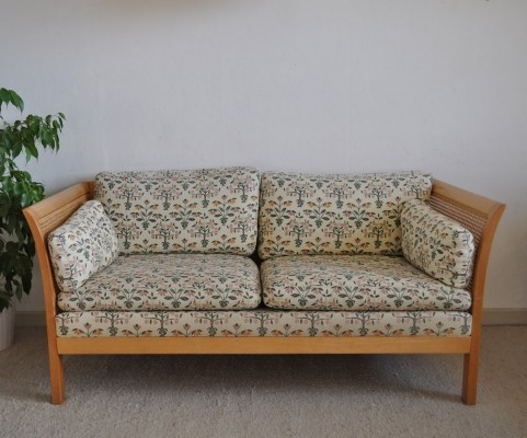 Rotang sofa from the seventies by Arne Norell for Norell Möbel AB
