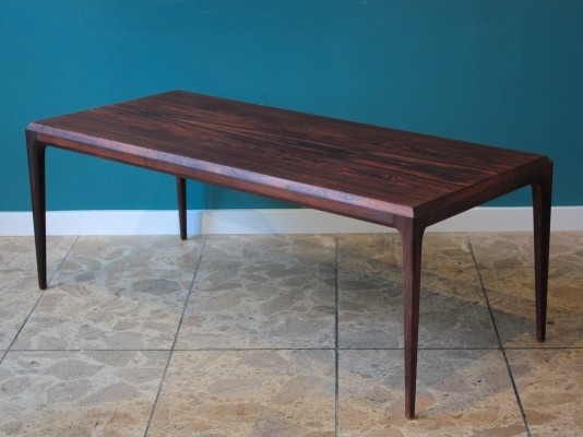 Coffee table by Johannes Andersen for CFC Silkeborg, 1960s