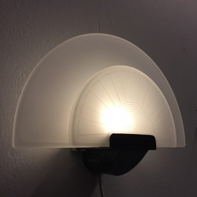 Diva-2 wall lamp from the seventies by Ezio Didone for Arteluce