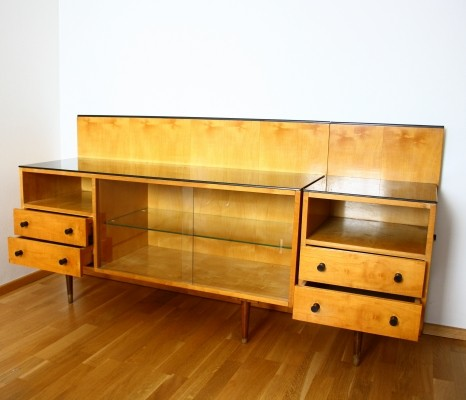 Klivie cabinet by UP Závody, 1960s