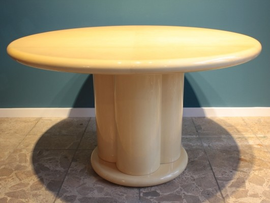 Dining table from the eighties by unknown designer for unknown producer
