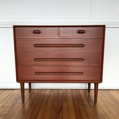 Chest of drawers from the sixties by Ejvind Johansson for Ivan Gern