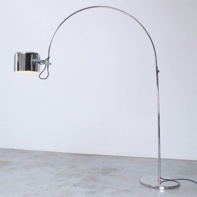 Arc floor lamp from the sixties by unknown designer for Gepo