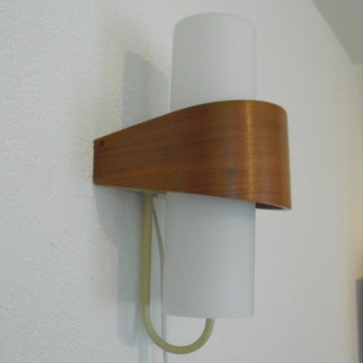 NX40 wall lamp from the fifties by Louis Kalff for Philips