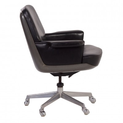 Office chair from the sixties by unknown designer for Wilkhahn