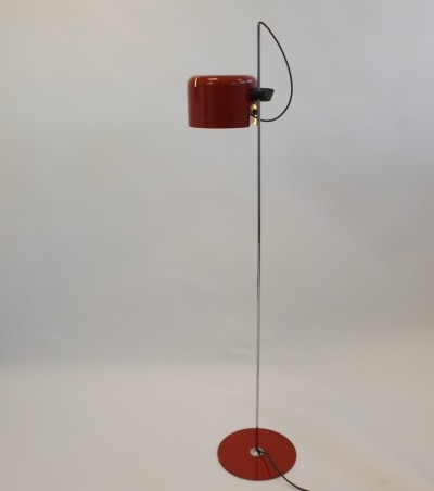 Coppo (Coupe) floor lamp from the sixties by Joe Colombo for Oluce