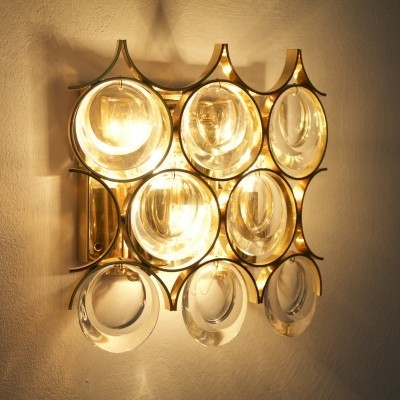 Wall lamp from the sixties by unknown designer for Palwa
