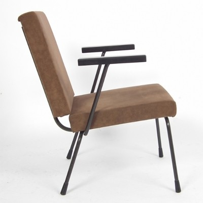 Model 415/1401 lounge chair from the sixties by Wim Rietveld for Gispen