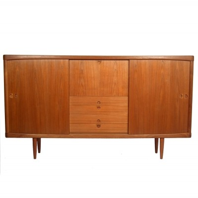 Cabinet from the sixties by Henry W. Klein for Bramin