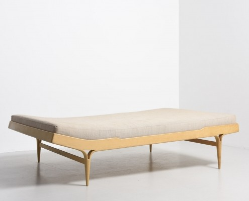 Berlin daybed from the fifties by Bruno Mathsson for Karl Mathsson