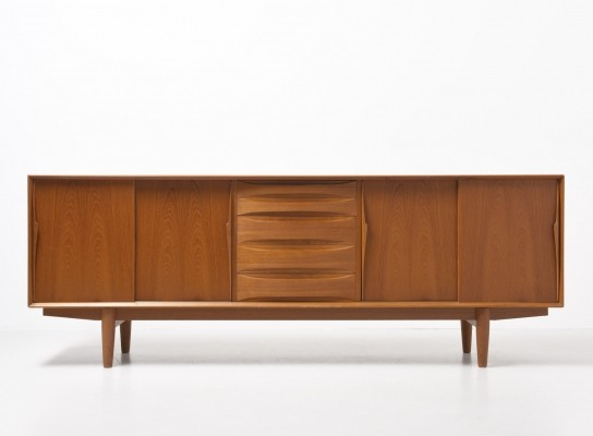 Sideboard from the sixties by unknown designer for Skovby Mobelfabrik