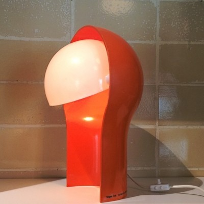 Telegano desk lamp from the sixties by Vico Magistretti for Artemide
