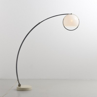 Arc floor lamp from the sixties by unknown designer for unknown producer