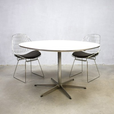 Dining table by Bruno Mathsson & Piet Hein for Fritz Hansen, 1950s