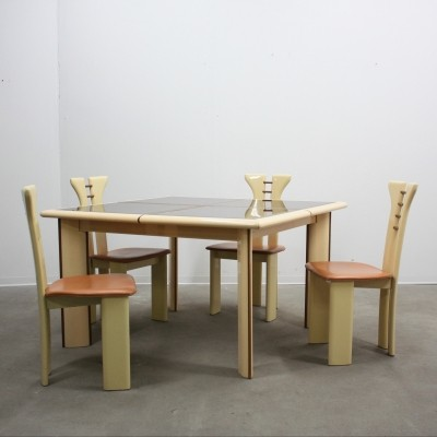 Dinner set from the seventies by Afra Scarpa & Tobia Scarpa for Maxalto