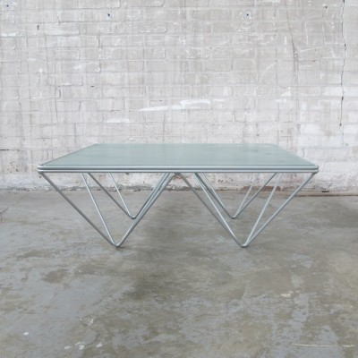 Coffee table from the seventies by Paolo Piva for unknown producer