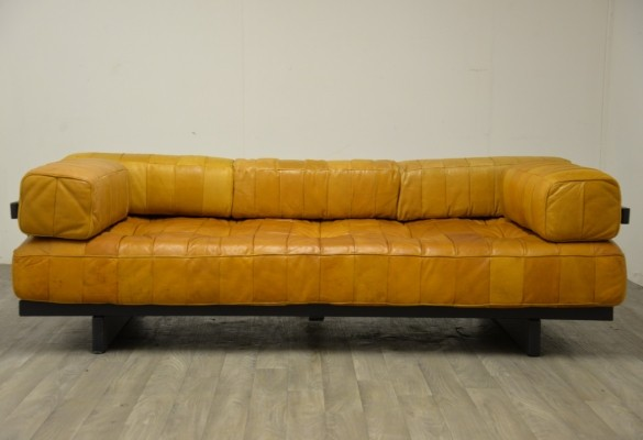 DS44 daybed from the sixties by unknown designer for De Sede