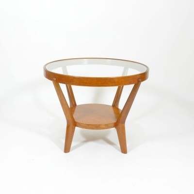 Coffee table from the fifties by A. Kropacek & Karel Kozelka for unknown producer