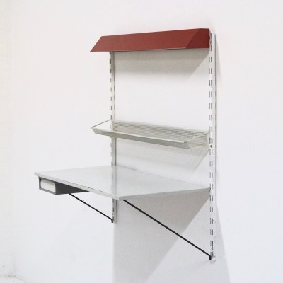 Writing desk by Tjerk Reijenga for Pilastro, 1950s