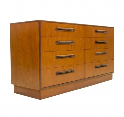 Fresco chest of drawers by Victor Wilkins for G plan, 1960s