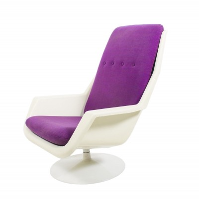 4/4000 arm chair from the seventies by Robin Day for Hille
