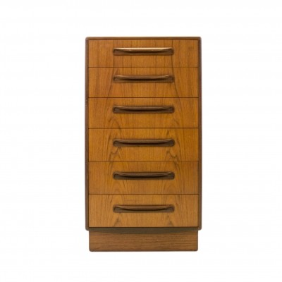 3 x Fresco chest of drawers by Victor Wilkins for G plan, 1960s