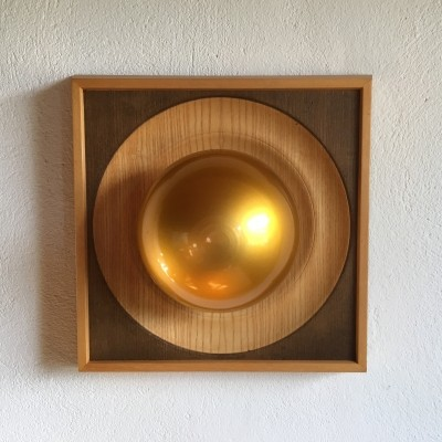Vintage wall lamp, 1970s