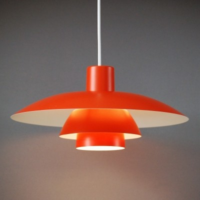 PH 4/3 hanging lamp from the sixties by Poul Henningsen for Louis Poulsen