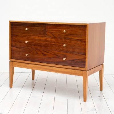 Chest of drawers from the sixties by Peter Hayward for Uniflex