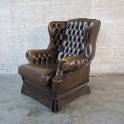 Lounge chair from the seventies by unknown designer for Chesterfield