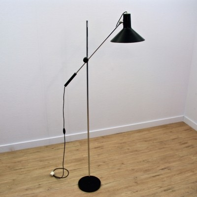 Floor lamp from the sixties by unknown designer for Anvia Almelo