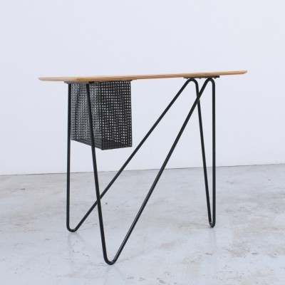 TM series side table by Cees Braakman for Pastoe, 1950s