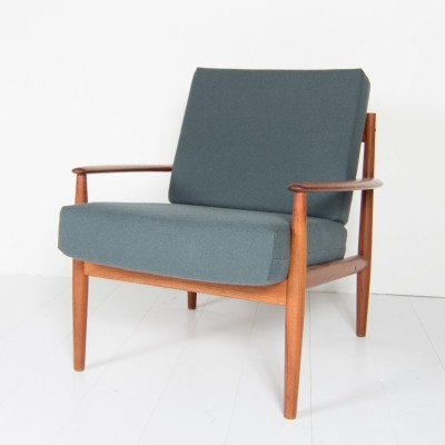 Model 118 arm chair from the fifties by Grete Jalk for France & Son