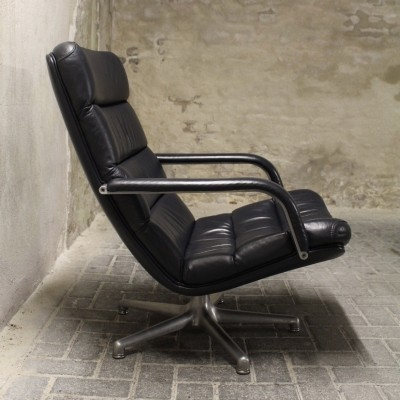 F141 lounge chair from the seventies by Geoffrey Harcourt for Artifort
