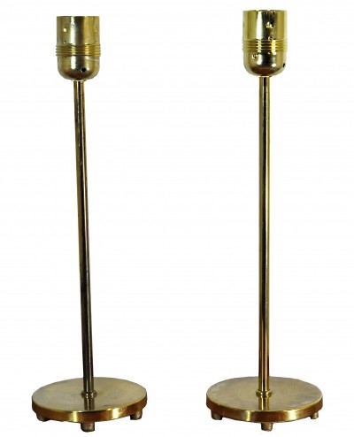 Set of 2 desk lamps from the seventies by unknown designer for Falkenbergs Belysning Sweden