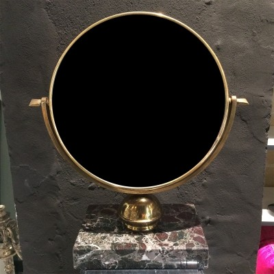 Mirror from the twenties by unknown designer for unknown producer