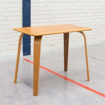 Oak series side table from the fifties by Cees Braakman for Pastoe