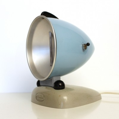 Alpinette desk lamp from the sixties by unknown designer for HANAU