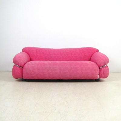 Sesann 2 1/2 Seat sofa by Gianfranco Frattini for Cassina, 1970s